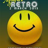dj Sven Lanvin @ Club Infinty - Masters of Retro 02-03-2013