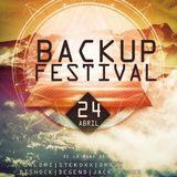 Iván Mata @ Live - @BackUp Festival