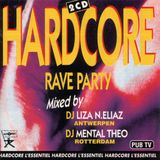Mental Theo - Hardcore Rave Party (CD 2) [Fairway Record]