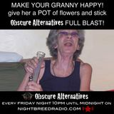 Obscure Alternatives Show 41