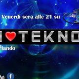 I️LOVETEKNO Radio Show 07 Giacomo Orlando