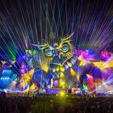 Dimitri Vegas & Like Mike @ Kinetic Field, EDC New York, United States 2016-05-15