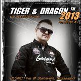 TIGER & DRAGON - live at BLOND ! (Stahlwerk D-dorf)