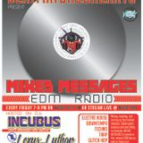 BeatmatchedHearts Presents :Mixed Messages with Lexus Luthor & DJ Incubus-Show 1/ WUOG 90.5