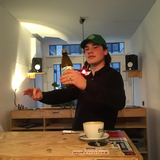 Studio Session w/ sr dj hermo
