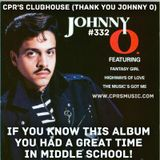 CPR's Clubhouse (Thank  You Johnny O)