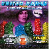 Jimmy Jay Live @ United Dance pres. A Winter Wonderland @ Stevenage Arts & Leisure Centre