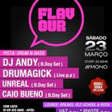 Dj Andy @ Flavour - Special set