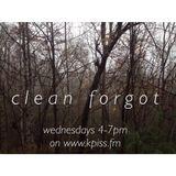 Clean Forgot Radio: kpiss.fm, jan 13, 2016
