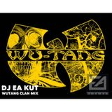 WU TANG CLAN MIX (EXPLICIT CONTENT) - DJ EA KUT