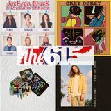 The 615 - Nashville's Independent Radio Show (1/7/19)