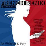 FRENCH REMIX (Francis Cabrel,France Gall,Serge Gainsbourg,Edith Piaf,Brassens,Trenet,Bourvil,Dalida)