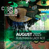 Cosmic Disco Radioshow - AUGUST 2015