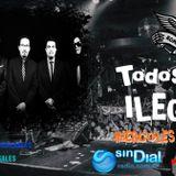 #IlegalesRadio87 Entrevista Kompadres Muertos