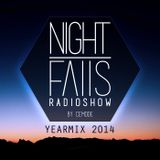Cemode Presents Night Falls YearMix 2014