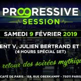Live Special Revival 10 Years - Progressive Session @ Café de Paris 09.02.2019