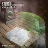PSM053 - Paride Saraceni - July Mix 2016