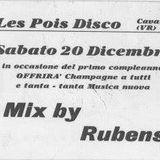 LES POIS DJ RUBENS 20-12-1980