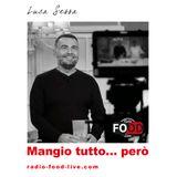 MANGIO TUTTO... PERò! - 14.11.2018 - MERANO WINE FESTIVAL E THE CIRCLE con Francesco Fadda