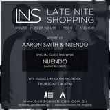 LNS: Aaron Smith & Nuendo 27th Oct 2016