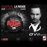 """OVii - Voyage #7 - DJ Set """"La Rouge"""" - Zenith Montpellier FR (14 Mars 2015)"""