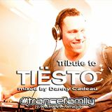 Tribute to Tiësto​ - mixed by Danny Cadeau​