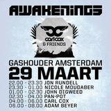 Pan-Pot @ Awakenings Easter Special,Gashouder Amsterdam (29-03-13)