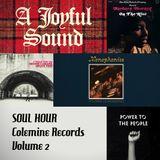 New SOUL HOUR - Colemine Records vol. 2