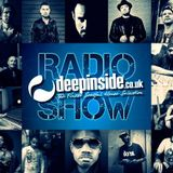 Tomorrow, DEEPINSIDE RADIO SHOW is back !!!