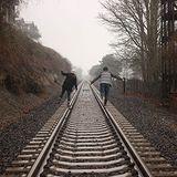 White track