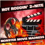 4 weeks of Horror continue on Hot Roddin' 2+Nite