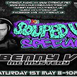 BENNY V & MC MYSTERY LIVE ON CYNDICUT RADIO - SAT 1ST MAY AT 20.00 GMT