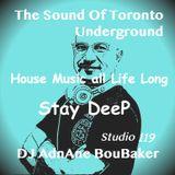 The Sound Of The UnderGround #Stay DeeP By DJ AdnAne