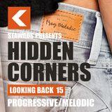 New mix: Hidden Corners - Progressive/Melodic