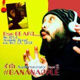 Live Broadcasting 🎉6th anniversary Part 2🎊📻#BANANAPPLE