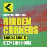 New mix: Hidden Corners - Deep/Afro House