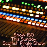 Show 150 this Sunday - going to be a belter