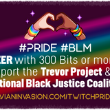 Last day to support NBJC and the Trevor Project!