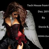 Tech House from the Finest Dez. 2019  MDMA Mix By Stevie B.