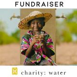 Rocky Valente fundraiser for charity: Water
