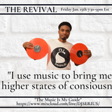"'""THE MUSIC IS MY GUIDE"" LIVE ON THE REVIVAL TONIGHT JAN 22ND 2021"