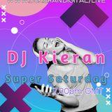 """DJ Kieran Launches """"Super Saturdays"""""""