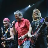 ROCK LEGENDS: LIVE AND LOUD, AROUND THE WORLD AND THROUGH THE YEARS