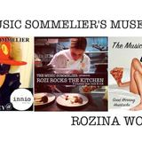 """THE COVER GIRL MUSIC MUSE """"ROZINA WOSSALA""""  INSPIRES THREE TASTY MIXES"""