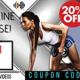 ROYALTY FREE MUSIC FOR YOUR ONLINE WORKOUT VIDEOS + 20% OFF