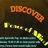 Apostolis-Peace of Mind on BURadio 11.3.2013