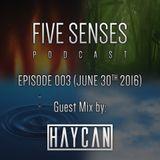 Five Senses Episode 010 by Five K