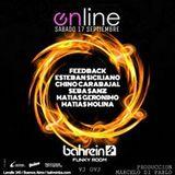 AET #61, Pacha Buenos Aires (7.12.2012) - Luis Callegari Live - Parte 1