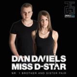 DAN DANIELS & MISS D-STAR