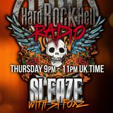 HRH SLEAZE with FOXZ